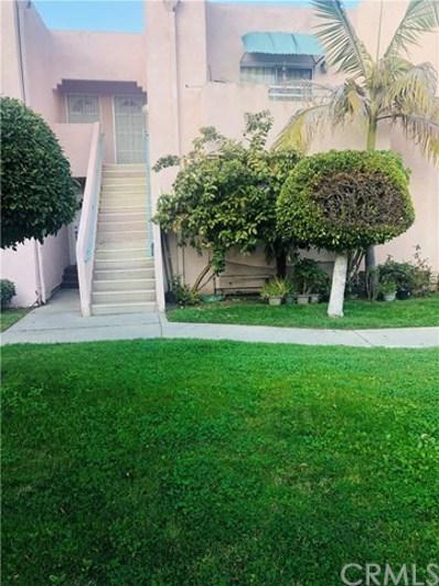 12591 Westminster Avenue UNIT 115, Garden Grove, CA 92843 - MLS#: DW20003219