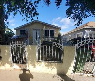 1259 E 49th Street, Los Angeles, CA 90011 - MLS#: DW20003827
