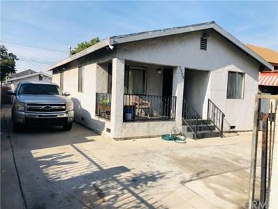 5525 Morgan Avenue, Los Angeles, CA 90011 - MLS#: DW20003961