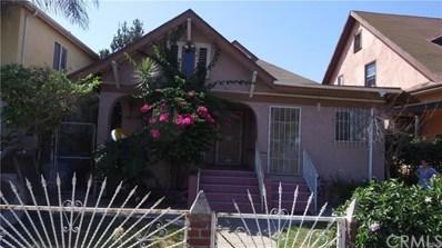 184 W 43rd Street, Los Angeles, CA 90037 - MLS#: DW20006514