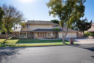 861 Arbolado Drive, Fullerton, CA 92835 - MLS#: DW20010547