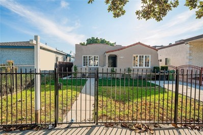 354 E 90th, Los Angeles, CA 90003 - MLS#: DW20011078