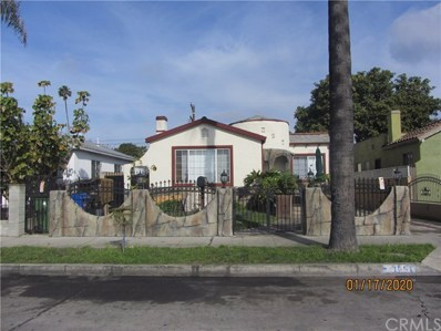1651 W 66th Street, Los Angeles, CA 90047 - MLS#: DW20011570