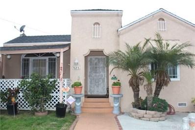 925 N Pearl Avenue, Compton, CA 90221 - MLS#: DW20014048