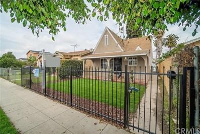 1519 W 59th Street, Los Angeles, CA 90047 - MLS#: DW20014485