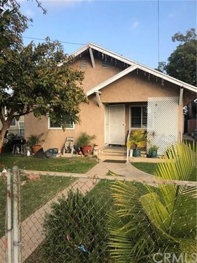 8204 Crockett Boulevard, Los Angeles, CA 90001 - MLS#: DW20014898