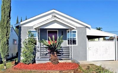 7311 Walnut Avenue, Paramount, CA 90723 - MLS#: DW20025601