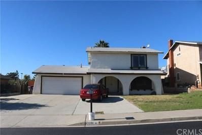 12791 Shiray Ranch Road, Moreno Valley, CA 92553 - MLS#: DW20025685