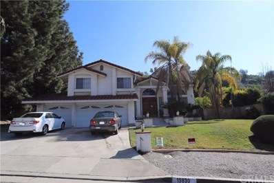 19830 E Saddle Ridge Lane, Walnut, CA 91789 - MLS#: DW20027981