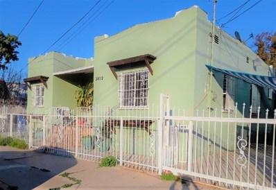 5612 Ascot Avenue, Los Angeles, CA 90011 - MLS#: DW20028655