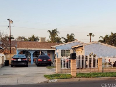 624 W 3rd Street, Rialto, CA 92376 - MLS#: DW20030536