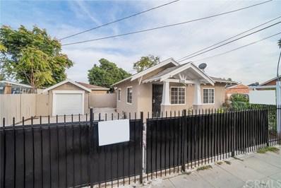 6110 Raymond Avenue, Los Angeles, CA 90044 - MLS#: DW20033268