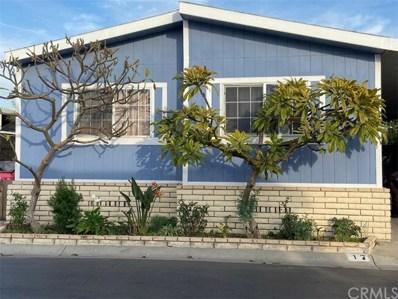 1616 S Euclid Street UNIT 17, Anaheim, CA 92802 - MLS#: DW20033277