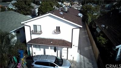 257 E 43rd Place, Los Angeles, CA 90011 - MLS#: DW20039868