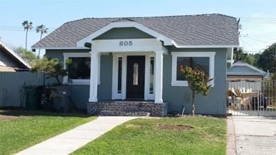 805 S Ross Street, Santa Ana, CA 92701 - MLS#: DW20054491