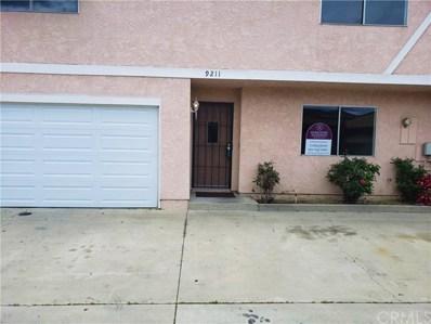 9211 Cedar Street UNIT 3, Bellflower, CA 90706 - MLS#: DW20055097