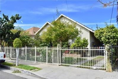 1547 W 22nd Place, Los Angeles, CA 90007 - MLS#: DW20059102