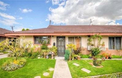 2500 S Salta Street UNIT 6, Santa Ana, CA 92704 - MLS#: DW20059134