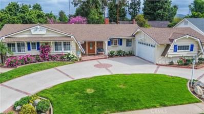 713 Pueblo Place, Fullerton, CA 92835 - MLS#: DW20069112
