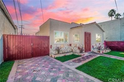 10316 S Denker Avenue, Los Angeles, CA 90047 - MLS#: DW20082884
