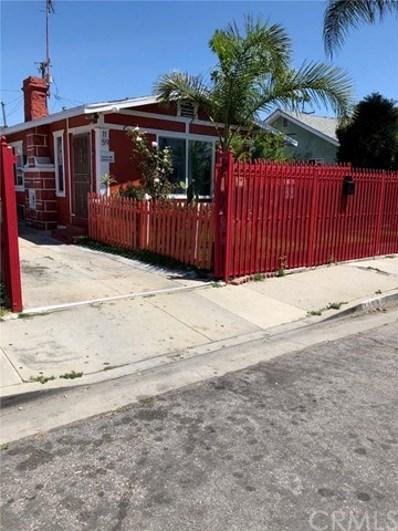 1159 E 65th Street, Los Angeles, CA 90001 - MLS#: DW20086347