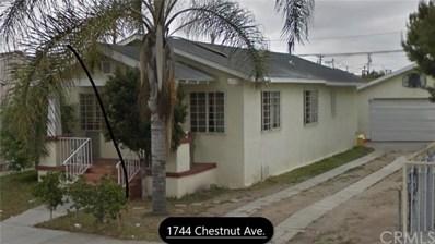 1744 Chestnut Avenue, Long Beach, CA 90813 - MLS#: DW20095644