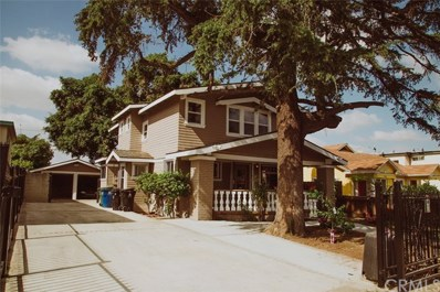 4706 W 17th Street, Los Angeles, CA 90019 - MLS#: DW20099744