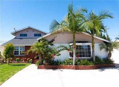 6413 E Belen Street, Long Beach, CA 90815 - MLS#: DW20107110