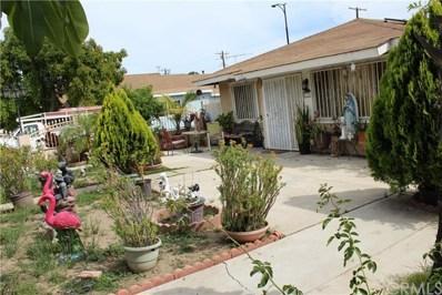 2700 Wabash Avenue, Los Angeles, CA 90033 - MLS#: DW20111512