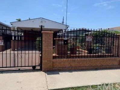 11410 Angell Street, Norwalk, CA 90650 - MLS#: DW20122179