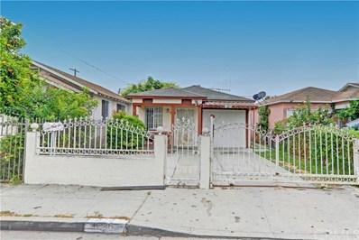 626 W Peach Street, Compton, CA 90222 - MLS#: DW20130294