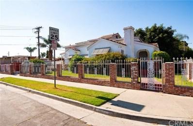 16337 S Harris Avenue, Compton, CA 90221 - MLS#: DW20145835