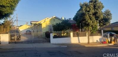 11129 Van Buren Avenue, Los Angeles, CA 90044 - MLS#: DW20149233