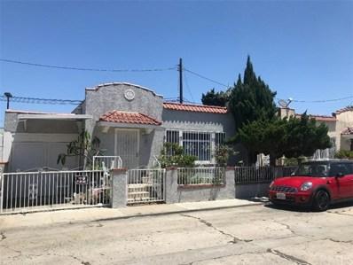 1165 E 9th Street, Long Beach, CA 90813 - MLS#: DW20152650