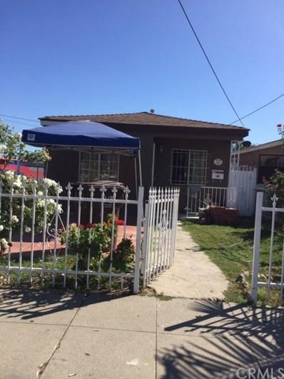 900 W Spruce Street, Compton, CA 90220 - MLS#: DW20155385