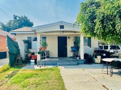 1722 E 66th Street, Los Angeles, CA 90001 - MLS#: DW20181782