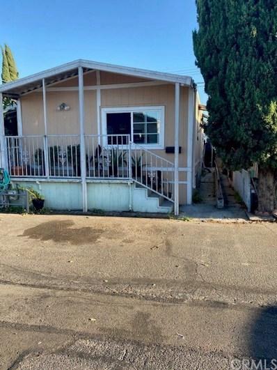 15325 Orange Ave UNIT D8, Paramount, CA 90723 - MLS#: DW20184675