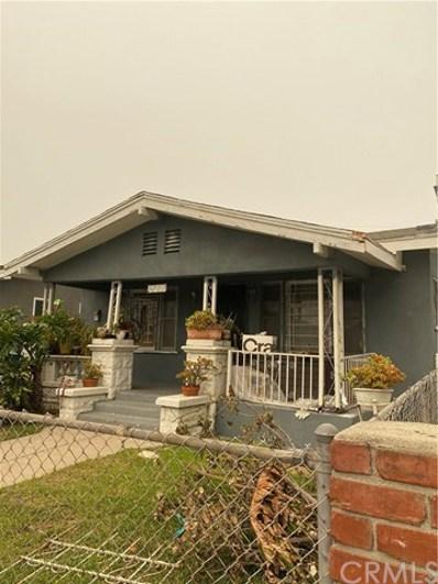 1227 E 65th Street, Los Angeles, CA 90001 - MLS#: DW20191514