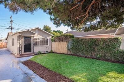 1036 W 65th Place, Los Angeles, CA 90044 - MLS#: DW20192261