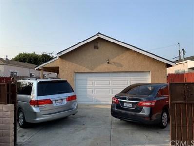353 W Peach Street, Compton, CA 90222 - MLS#: DW20194816