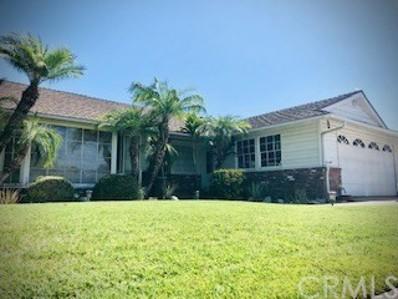829 N Elmwood Street, Orange, CA 92867 - MLS#: DW20196664