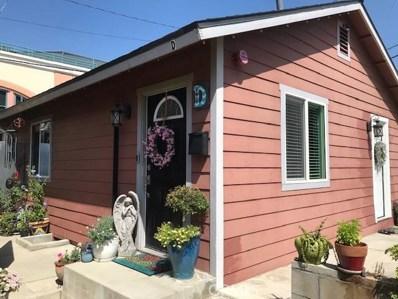 100 S 6th Street UNIT D, Alhambra, CA 91801 - MLS#: DW20200309