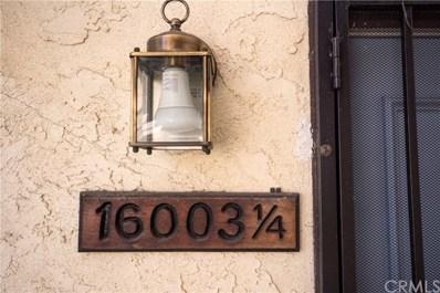 16003 Pioneer Boulevard UNIT 2B, Norwalk, CA 90650 - MLS#: DW20208073