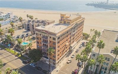 1030 E Ocean Boulevard UNIT 509, Long Beach, CA 90802 - MLS#: DW20217129