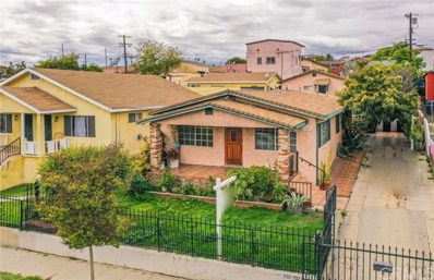 707 S Mathews Street, Los Angeles, CA 90023 - MLS#: DW20220293