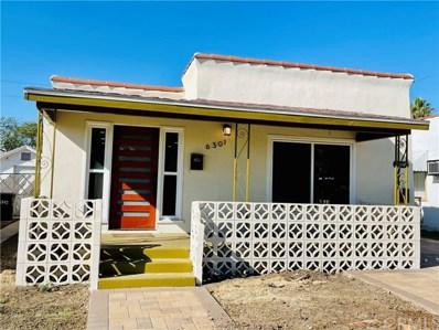 6301 S Harcourt Avenue, Los Angeles, CA 90043 - MLS#: DW20238033