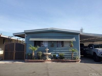 16600 Orange Avenue UNIT 63, Paramount, CA 90723 - MLS#: DW20258661
