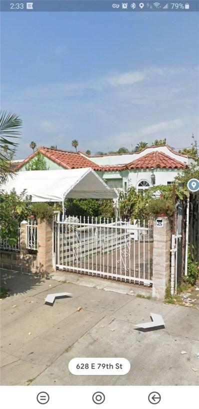 625 E 79th Street, Los Angeles, CA 90001 - MLS#: DW20262833