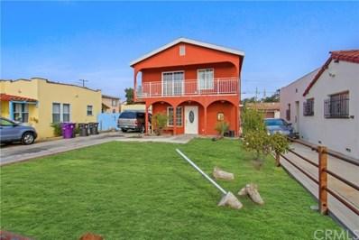 455 E 53rd Street, Long Beach, CA 90805 - MLS#: DW20264775