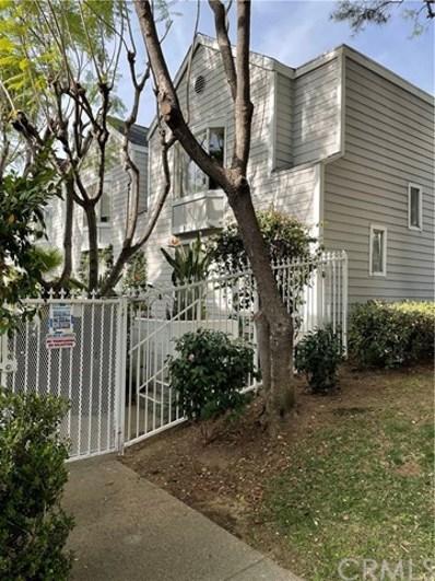 589 N Garfield Avenue UNIT 1, Pasadena, CA 91101 - MLS#: DW21006993